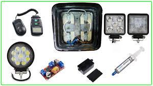LED <b>фары</b>, ремонт и тюнинг, замена светодиодов Cree XP-G2 ...