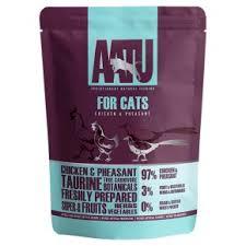 <b>AATU</b> for <b>Cats Chicken &</b> Pheasant | Waitrose & Partners