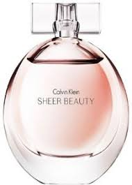 <b>Calvin Klein Sheer Beauty</b> for Women - Eau de Toilette, 100ml : Buy ...