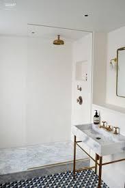 tadelakt in natural white in shower room alternative to using tiles bedroomterrific eames inspired tan brown leather short