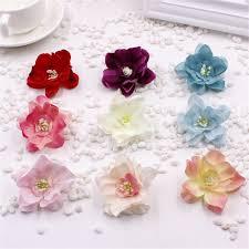 <b>10pcs</b>/<b>lot</b> Silk Handmake <b>Artificial Flower</b> Bouquet Wedding ...