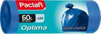<b>Мешки для мусора PACLAN</b> Optima 60л 402240 – купить в сети ...