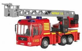 <b>Пожарный</b> автомобиль <b>Dickie Toys</b> MAN (3716003) 43 см ...