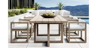 outdoor furniture restoration hardware. barlas baylar debuts outdoor furniture line for restoration hardware new york l