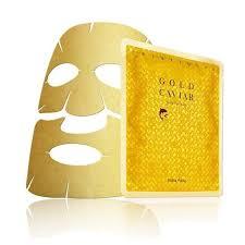 <b>Антивозрастная тканевая маска</b> Prime Youth Gold Caviar Gold ...