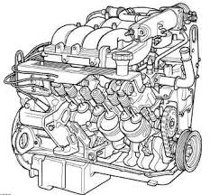 stock 350 engine diagrams? the 1947 present chevrolet & gmc on simple engine diagram exploded