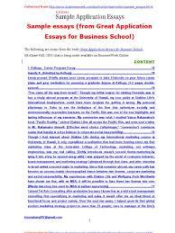 essay motivation mba  essay motivation mba