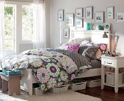 clever baskets storage under bed feat cute framed wall photos for teen room decor idea plus accessoriespretty teenage bedrooms designs teens