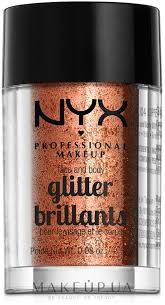 <b>NYX Professional Makeup</b> Face & Body <b>Glitter</b> - Глиттер для лица и ...