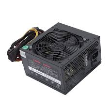 <b>170</b>-<b>260V Max 450W Power</b> Supply Psu Pfc Silent Fan 24Pin 12V ...