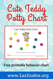 best images about potty training charts charts potty training chart cute teddy