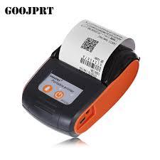 <b>GOOJPRT PT</b> 210 58MM Bluetooth Thermal Printer Portable ...