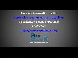 indian school of business essay topics amp deadline