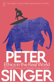 ethics in the real world   brief essays on things that matter by