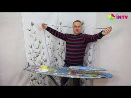 Обзор <b>гладильной доски Ника 9</b> - YouTube