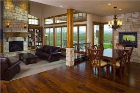 Tips on Creating a Functional  Sophisticated Open Floor PlanThis elegant Great Room becomes more attractive through its furniture arrangement   the couch and chairs positioned away from walls