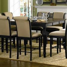 Tall Dining Room Sets Black Formal Dining Room Sets Black Dining Room Set Formal