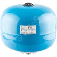 <b>Гидроаккумулятор</b> 24 л. <b>вертикальный</b> (цвет синий) (<b>STW</b>-<b>0001</b> ...