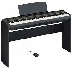 Купить <b>Цифровое</b> пианино <b>YAMAHA P</b>-<b>125B</b> с бесплатной ...