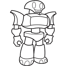 Small Picture Robots Smile Robots Coloring Pages Pinterest Robot