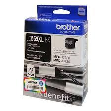 <b>Картридж Brother LC-569XLBK</b> для MFCJ3520/3720 чёрный ...