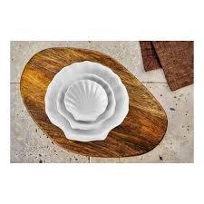 Набор <b>блюд сервировочных Walmer Shell</b> 3 предмета: 8 см + 10 ...