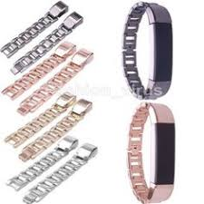 New <b>Stainless Steel</b> Watch <b>Band</b> Replace Metal <b>Strap</b> for Fitbit Alta ...