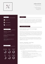 resume templates slick and highly professional cv guru 13 slick and highly professional cv templates guru regarding 81 stunning professional cv template
