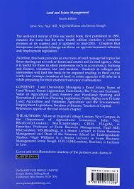 land and estate management amazon co uk j s nix  land and estate management amazon co uk j s nix 9781853411298 books