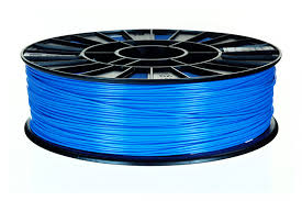 <b>Пластик</b> REC <b>ABS</b> 0,75 кг (<b>голубой</b>)