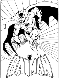 Small Picture Perfect Batman Coloring Page 52 On Coloring Pages Online With