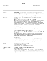day care resume objective examples resume template  child care worker cover letter