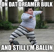 I CHOKE REOPARD RIKE DIS HI DIE. I MAKE PANTS - Fat chinese kid ... via Relatably.com