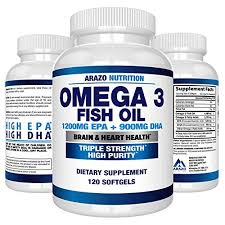 <b>Omega 3 DHA</b> and EPA: Amazon.com