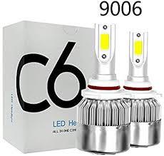 Areyourshop LED Headlight Kit 9005 + H11 + 9006 ... - Amazon.com