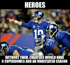 Week 10: Top five New York Giants' matchup-memes via Relatably.com