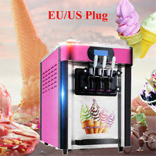 free shipping parts ice cream machine automatic household ice cream makers