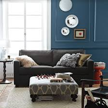 1000 images about what to do with the brown sofa on pinterest brown couch brown sofas and dark brown couch blue walls brown furniture