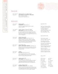 ask dn what does your résumé cv look like designer news imgur