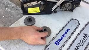Как подобрать шину и цепь на бензопилу. Все нюансы - YouTube