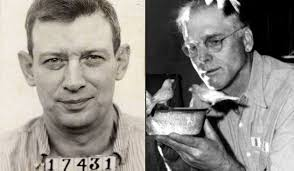 「John and Clarence Anglin, inspired the 1979 film Escape from Alcatraz.」の画像検索結果