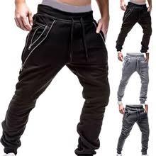 <b>Спортивные Для</b> мужчин однотонный с кулиской Штаны <b>брюки</b> ...