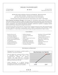 business development manager resume com business development manager resume for a job resume of your resume 4