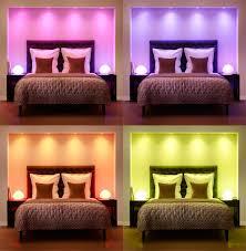 color temperature bedroom mood lighting design