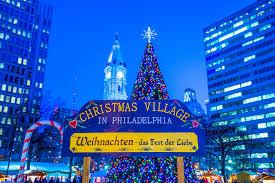 Resultado de imagen para philadelphia christmas market 2016