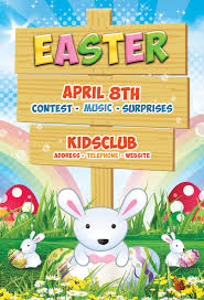 easter flyer template easter flyer template videotekaalex tk