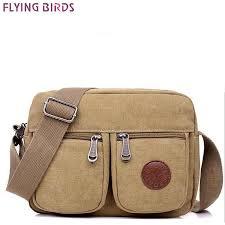 Flying birds! <b>men</b> messenger bags shoulder bag hot sale canvas ...