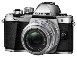 <b>Фотоаппарат Olympus OM-D E-M10</b> Mark II Kit — купить по ...