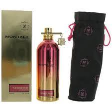 Authentic <b>Montale The New Rose</b> by Montale, 3.4 oz Eau De Parfum ...
