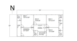 Civil Engineering  A     X      Home floor plan of a tinshed HomeA     X      Home floor plan of a tinshed Home